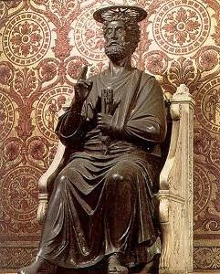 Sveti Petar i primat pape