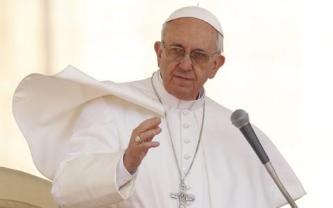 Papa Franjo molio za obitelji